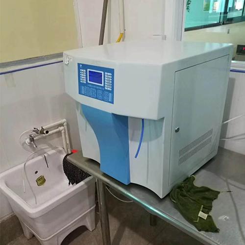 化验室超纯水机案例