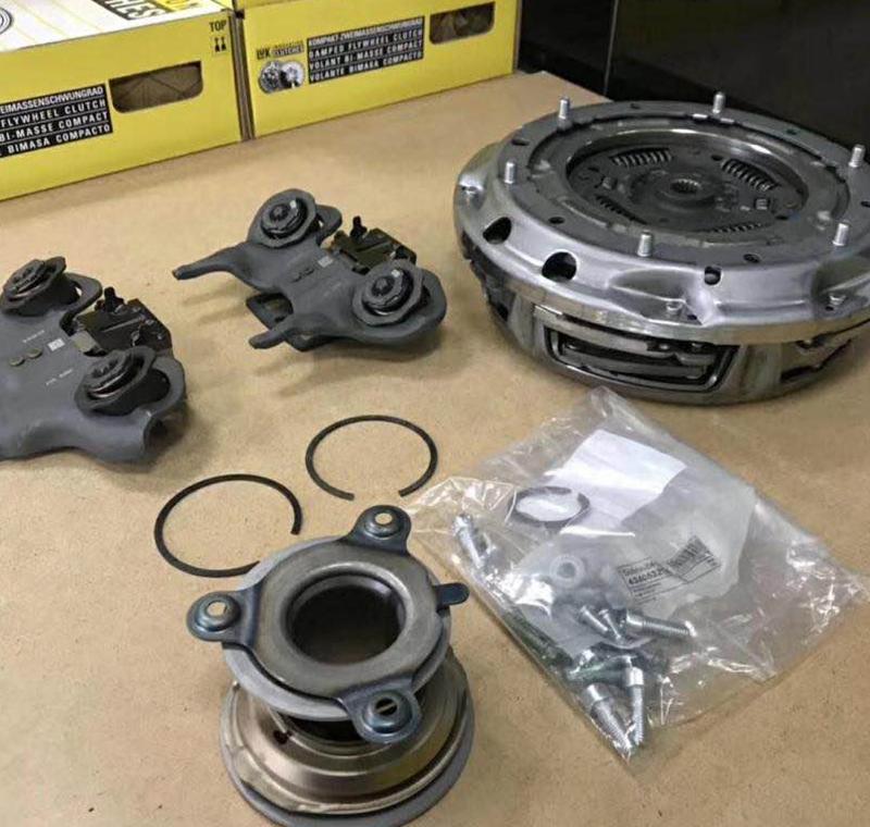 福特原厂双离合器套件