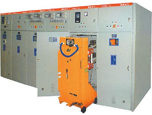 JYN2-10型移開式交流金屬