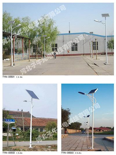 太阳能路灯杆生产厂家低碳环保之风愈刮愈强悍