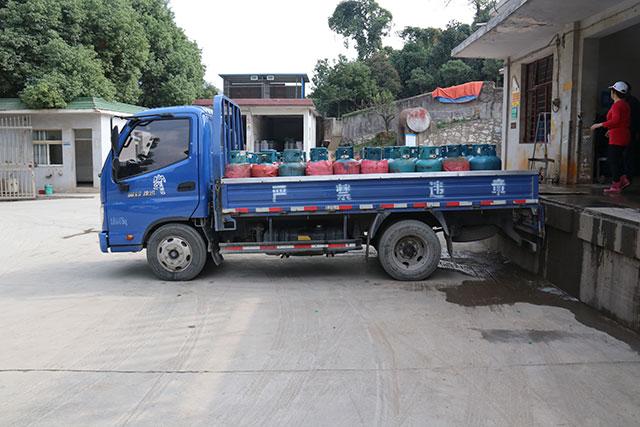 液化石油气运输