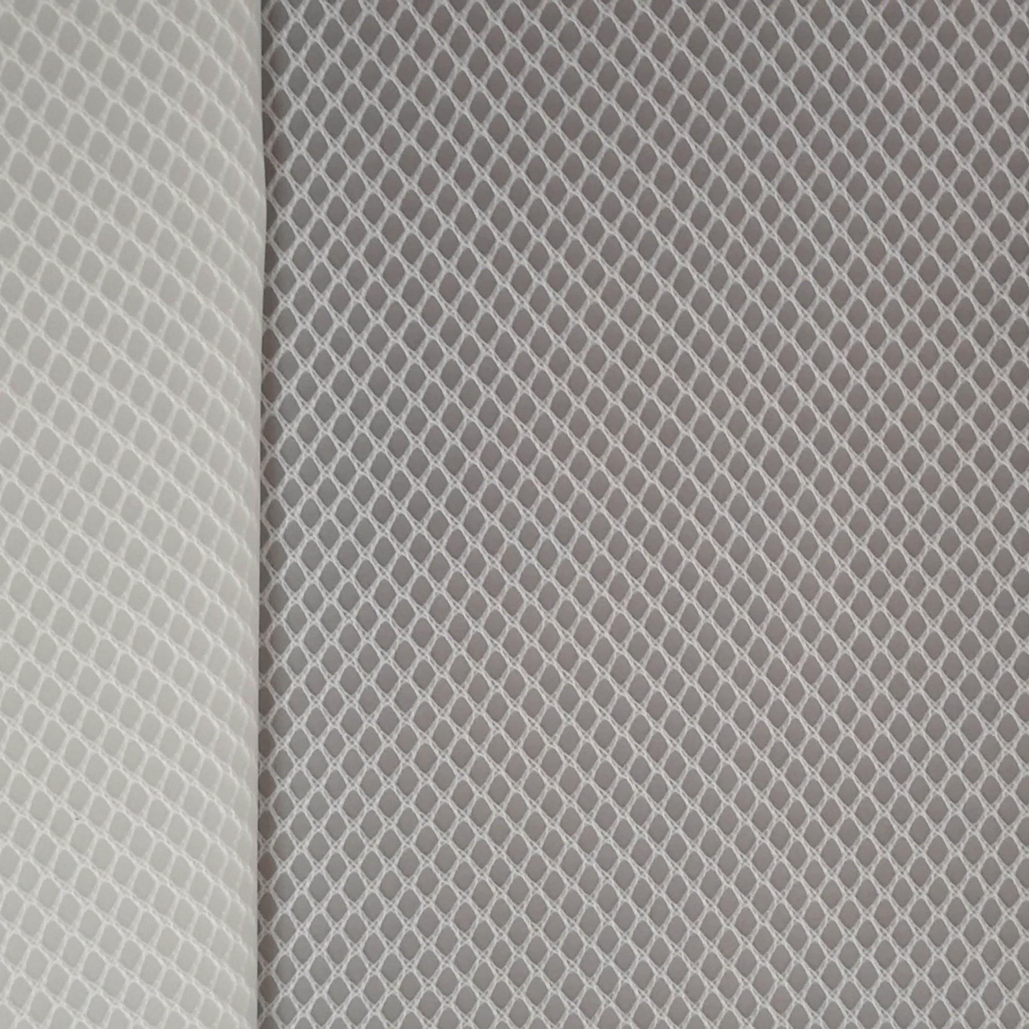 菱形夹网布