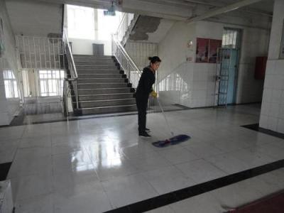 办公楼物业保洁