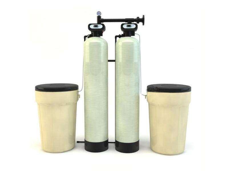 纯净水设备特点与优点