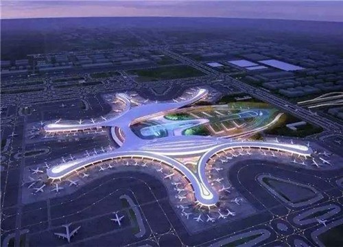 天府国际机场-不锈钢通风管道安装