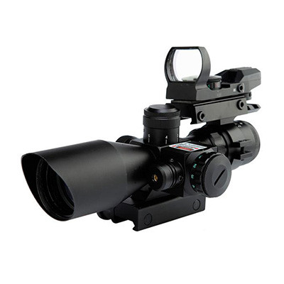 瞄准镜激光一体红点瞄准镜-内红点全息瞄准镜