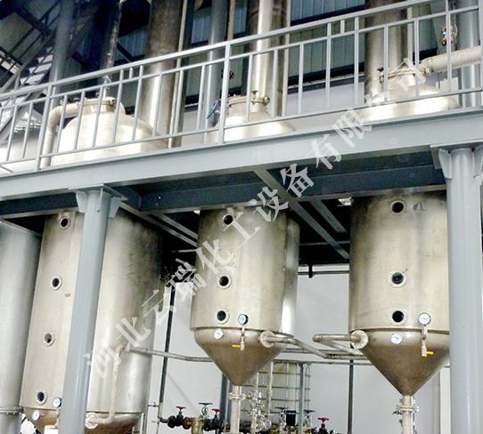 雙效降膜蒸發器