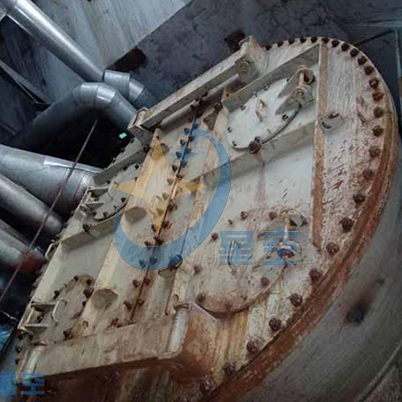 青岛经济技术开发区热电燃气总公司换热器在线清洗