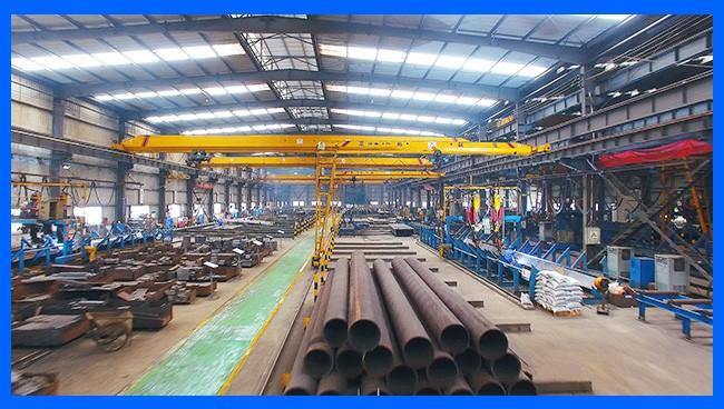 广西钢结构加工