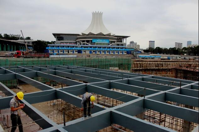 南寧國際會展中心改擴建工程