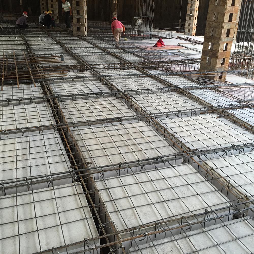 网梁楼盖施工价格