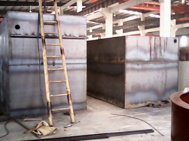 小型饲养厂污水处理设备在运用进程中的长处