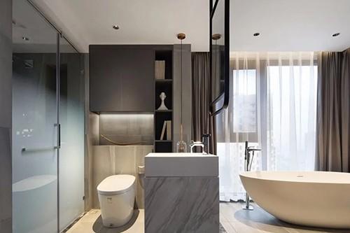 简约现代浴室柜
