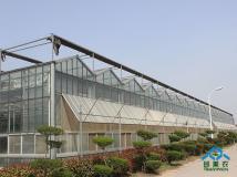 河南科研温室建造