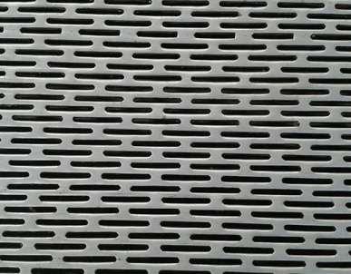 冲孔网在墙体吸音消音作用上的广泛应用