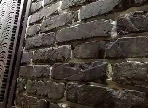 仿古外墙青砖片的安装方法
