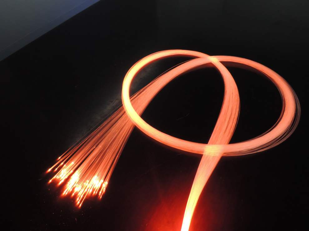 光纤技术的突破让现阶段网速提高100倍?