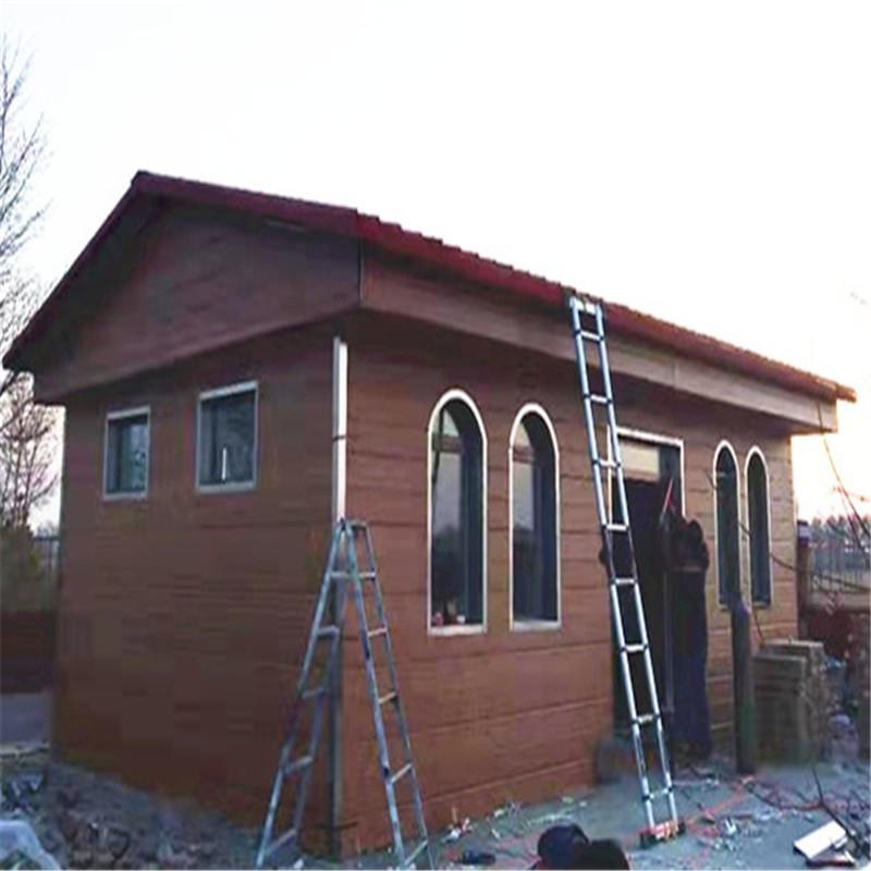 乌兰察布城镇改造公共卫生间钢结构厕所