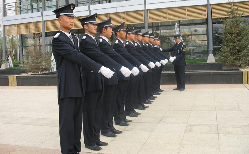 保安公司在培训保安时需要注意什么