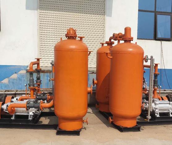 单泵回收设备案例