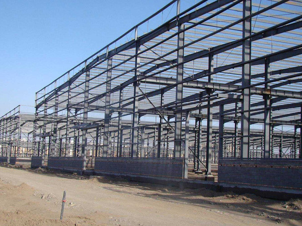太原钢结构厂房案例展示