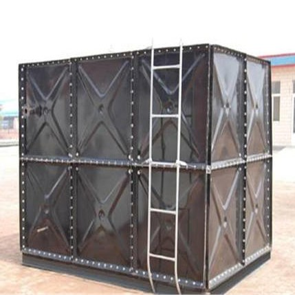 石家庄搪瓷钢板水箱