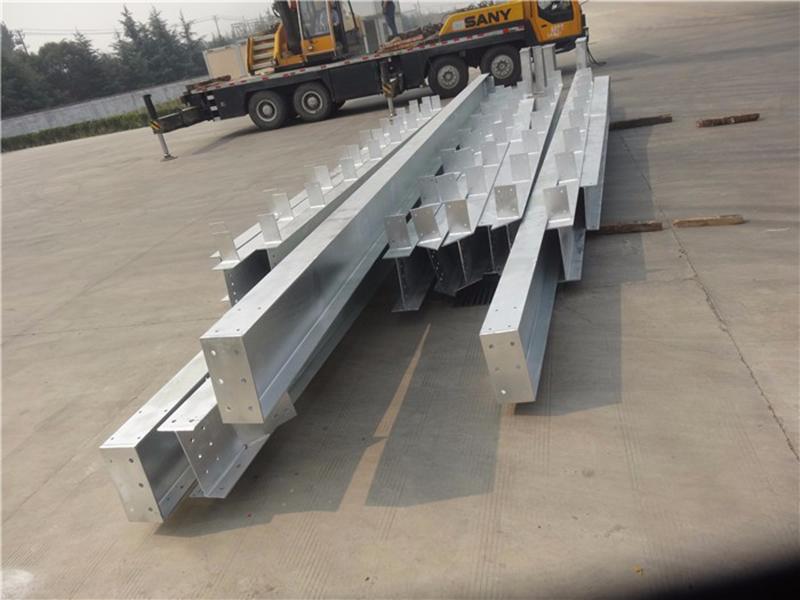 四川钢结构厂商结合重型钢设计分析