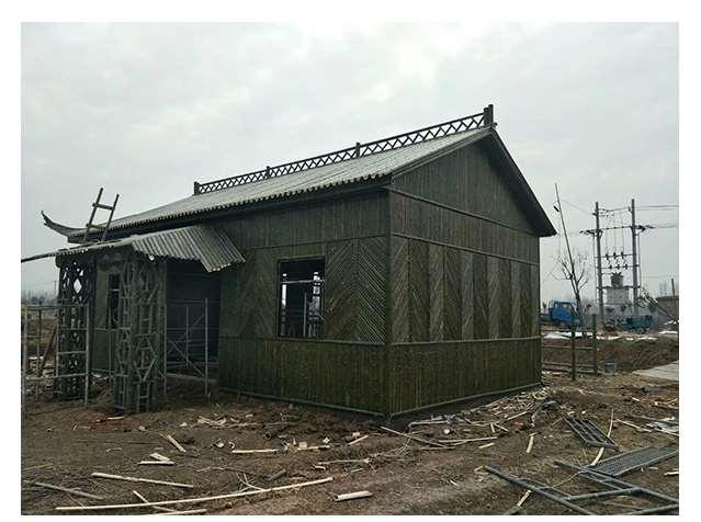 竹房子建造时需要注意什么