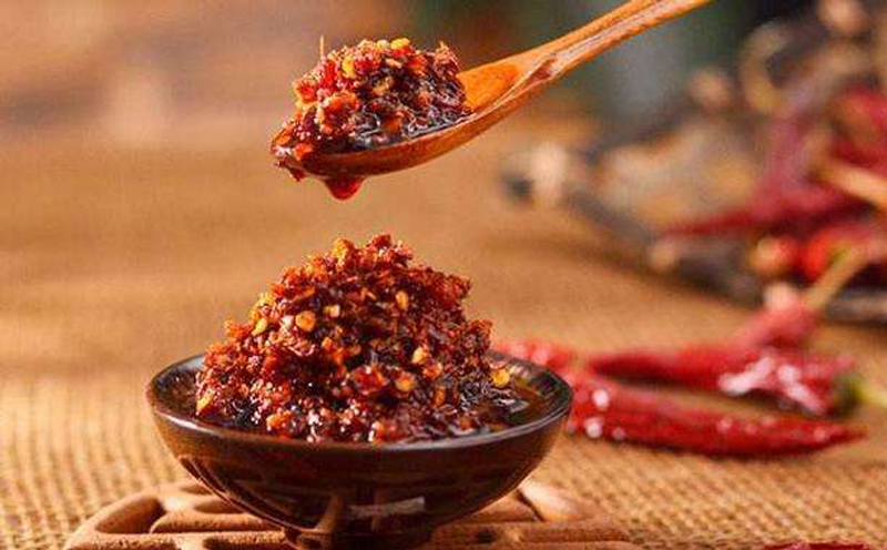 香辣酱厂家告诉您吃辣椒对身体的好处