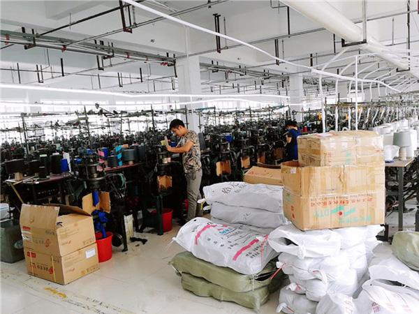 北京航空袜纺织