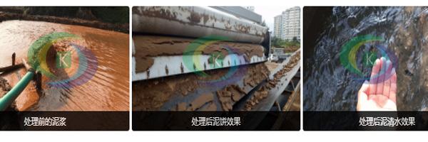 山东高效的带式压滤机河道污泥处理