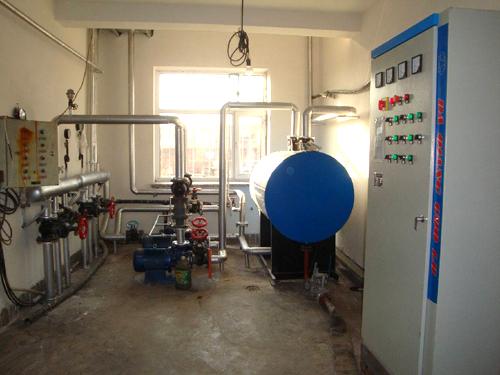 电锅炉6000平米采暖