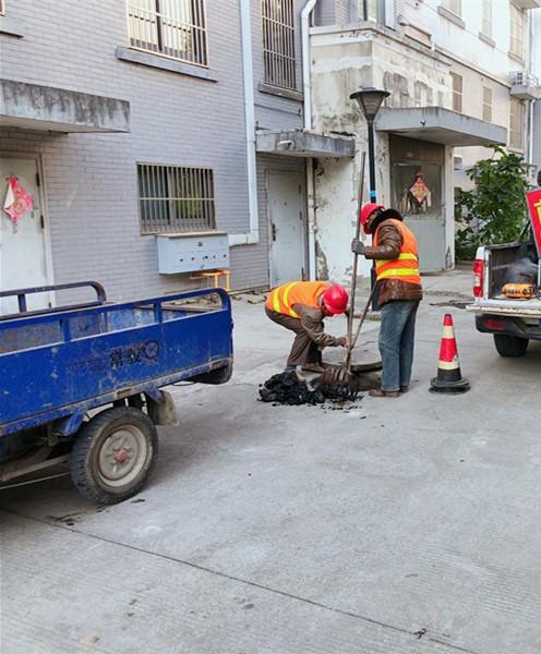 泰州市政管道疏通时需要做什么?