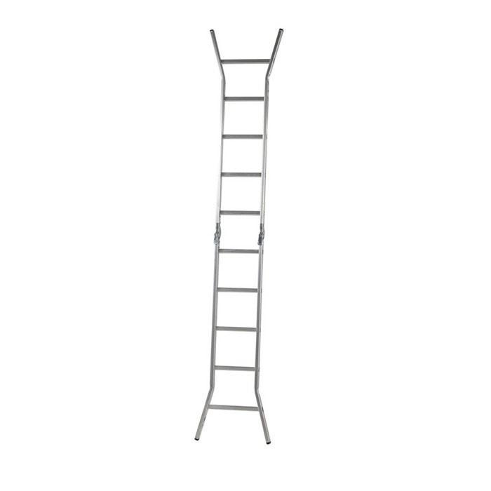 两用折叠人字梯