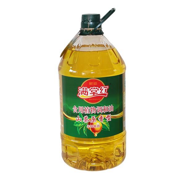 食用植物调和油山茶原香型