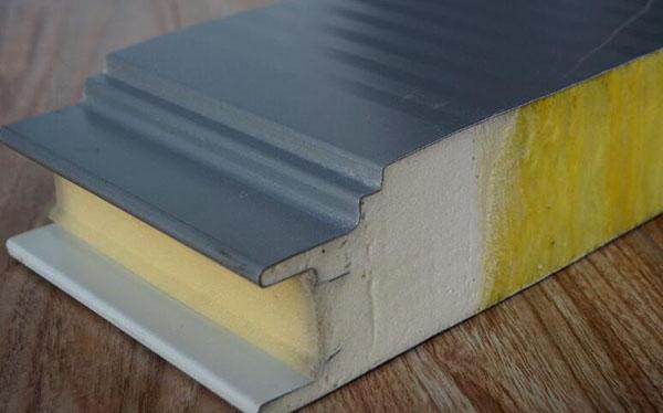 保温聚氨酯夹芯板