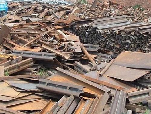 工厂含铁废铝件回收