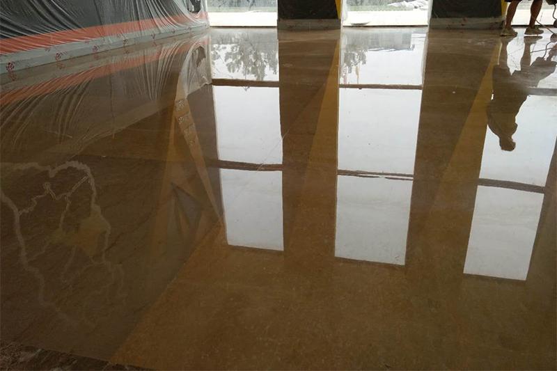 石材结晶地坪技术