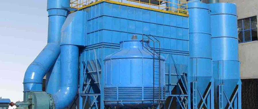 工业除尘设备在加工过程中的运用