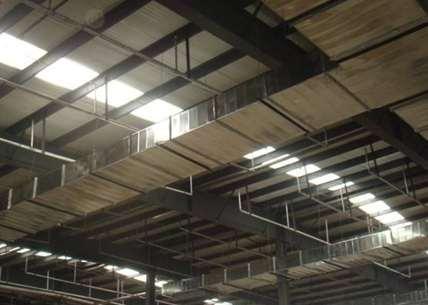 通风管道设备不能忽视质量和设施检查