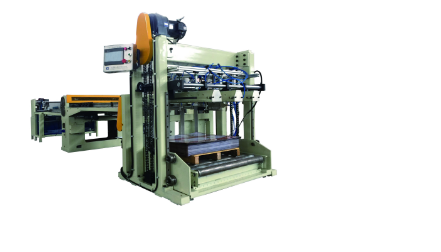 GT1B5M Auto cutting machine with edge grinding