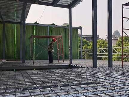 钢结构工程中的预热能够缓解焊接