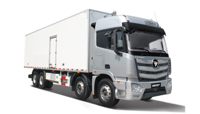 EST 8x4 冷藏车-320G1