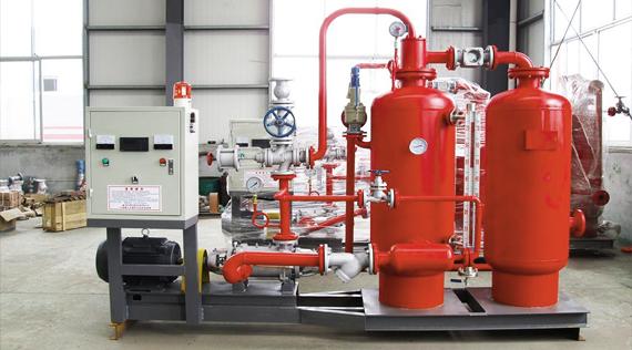 浅述冷凝水锅炉在做工时的热功率及运用寿命