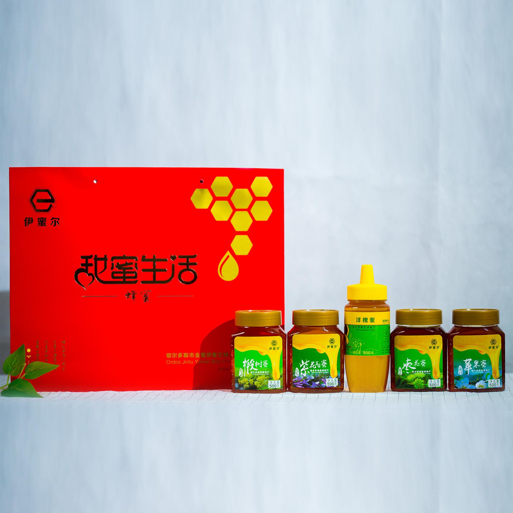 礼盒5瓶装