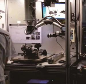 涡轮增压器视觉检测