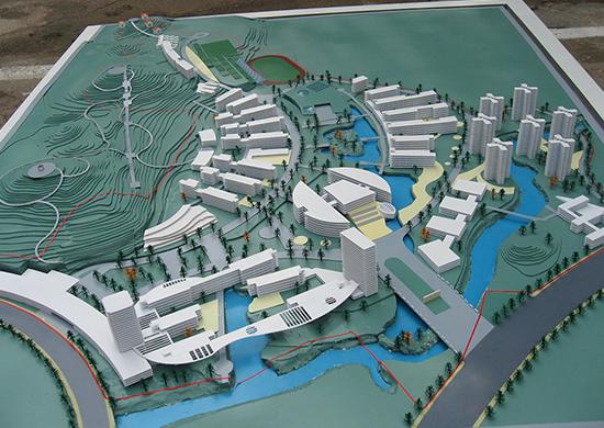 浙江綠化環境模型多少錢
