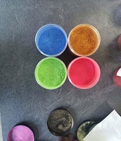 珠光颜料投入使用的要求与标准