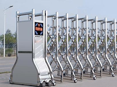 电动伸缩门厂家如何开发潜在消费者?