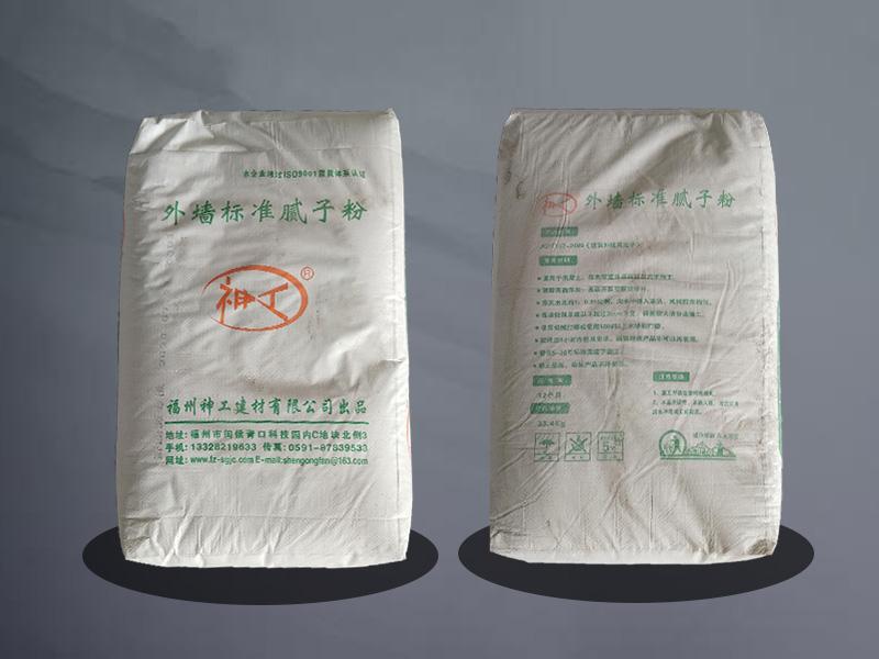 外墻標準膩子粉
